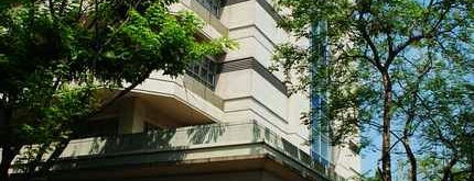 Chamchuri 5 Building is one of Chulalongkorn University.