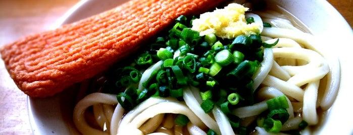 手打ちうどん むらかみ is one of めざせ全店制覇~さぬきうどん生活~ Category:Ramen or Noodle House.