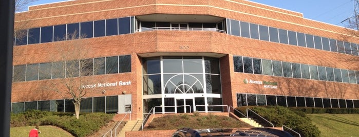 Access National Bank is one of Best of Reston.