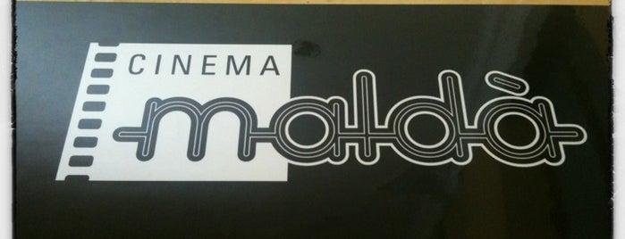 Cinema Maldà is one of Espectáculos.