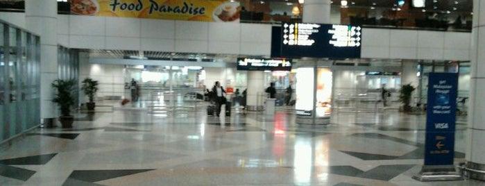 Kuala Lumpur International Airport (KUL) is one of Airports of the World.
