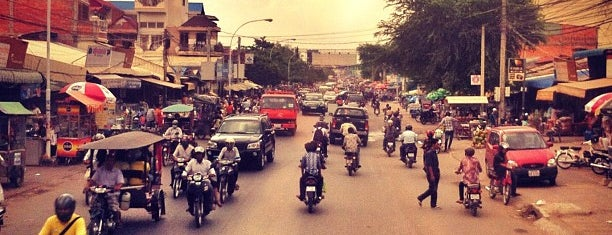 Siem Reap | ក្រុងសៀមរាប is one of My TripS :).