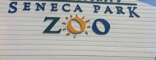 Seneca Park Zoo is one of Top picks for Zoos or Aquariums.