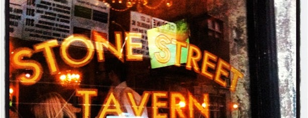 Stone Street Tavern is one of Manhattan Essentials.