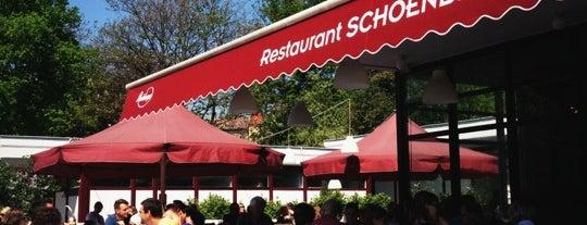 SCHOENBRUNN is one of Berlin.
