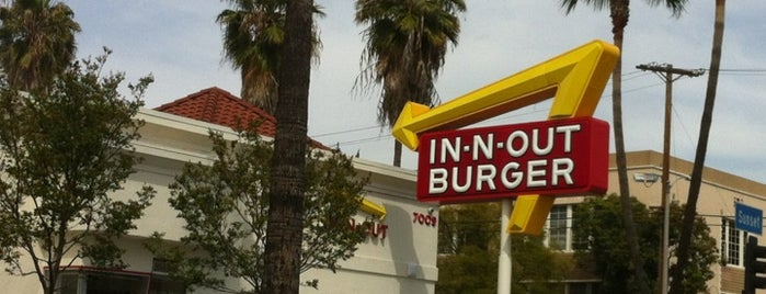 In-N-Out Burger is one of Los Angeles.