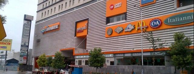 Metrópoli Patriotismo is one of Plazas chingonas.