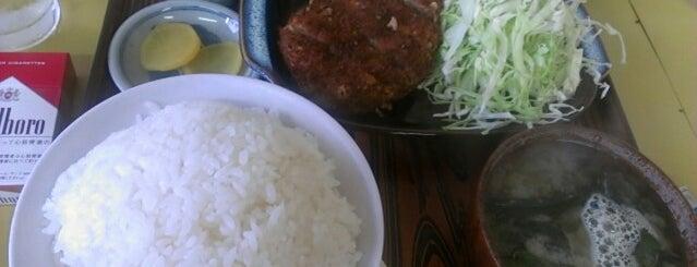なかみち食堂 is one of テラめし倶楽部 その1.