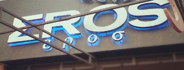 Eros is one of Best Cafes & Restourants in Cairo.
