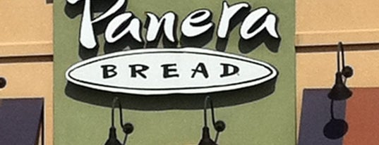 Panera Bread is one of Caffeinated in Cleveland.