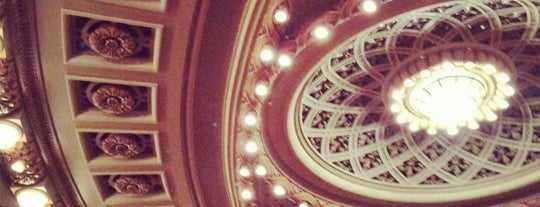 BAM Howard Gilman Opera House is one of Brooklyn/Queens/Bronx Theatres.