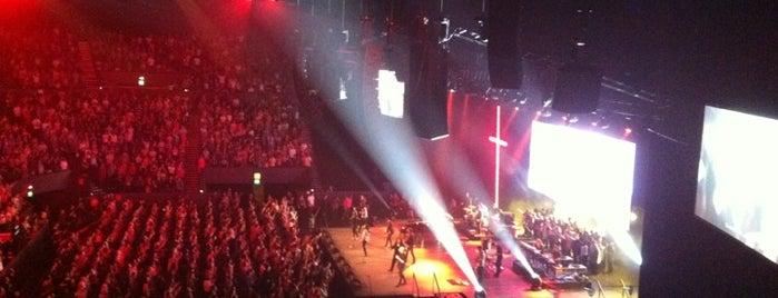 Qantas Credit Union Arena is one of Essential Sydney.