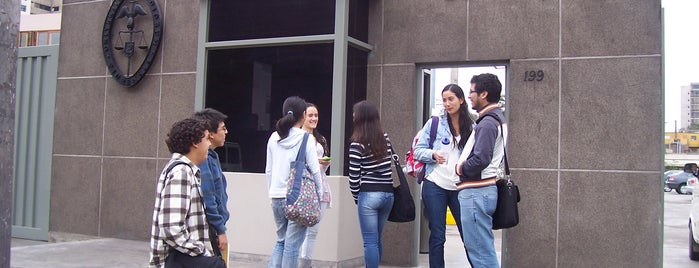 Universidad de Piura is one of UDEP Campus Lima.