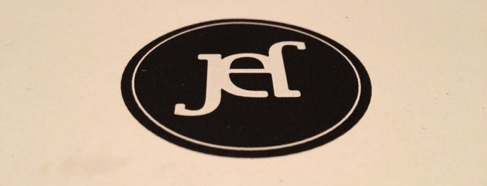 J.E.F. is one of To-Do in Ghent.