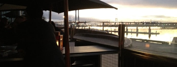 Watermark Docklands is one of Melbourne Clubbing.