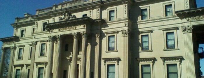 Vanderbilt Mansion National Historic Site is one of Hudson Valley.