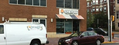 Cremas Artisan Flavors is one of Jaina's favorite places!.