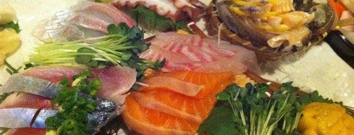 Tsukiji is one of 먹고 죽으면 때깔도 곱다지.
