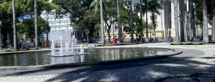 Praça da República is one of Turistando em Pernambuco/Tourism in Pernambuco.