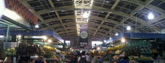 Mercado Municipal de Curitiba is one of Curitiba.