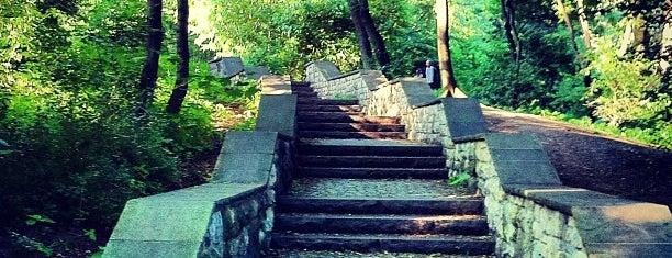 Volkspark Friedrichshain is one of Berlin | F'hain.