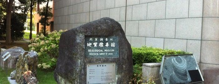 地質標本館 is one of 行った所&行きたい所&行く所.