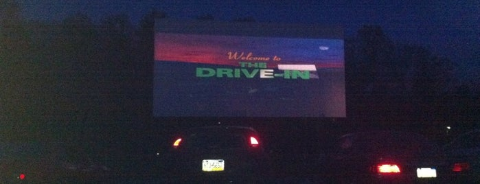 Becky's Drive-In Theatre is one of Local stuff to do.