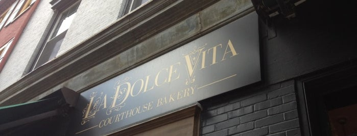 La Dolce Vita is one of Lancaster.