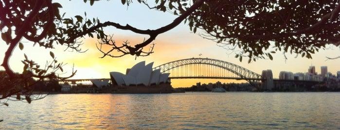 Mrs Macquarie's Chair is one of Australia Trip.