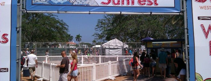 SunFest is one of Favorite Arts & Entertainment.