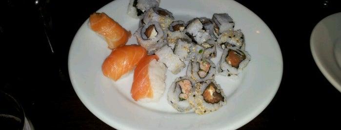 Sushi em Campão