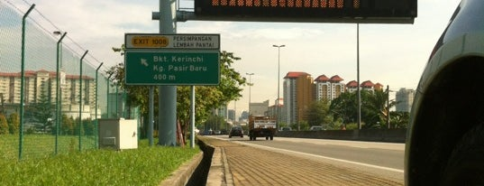 New Pantai Expressway (Lebuhraya NPE) is one of Highway & Common Road.
