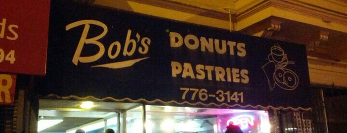 Bob's Donut & Pastry Shop is one of San Fran.