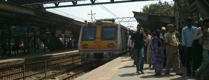 Nallasopara Railway Station is one of Mumbai Suburban Western Railway.