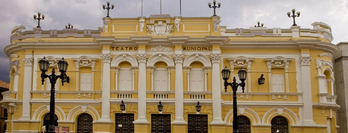 Teatro Municipal Enrique Buenaventura is one of Top 10 Mejores Lugares de Cali.