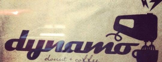 Dynamo Donut & Coffee is one of San Francisco.
