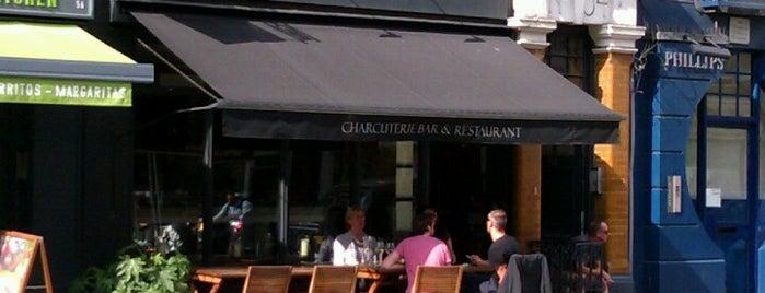 Salt Yard is one of 20 favorite restaurants in London.