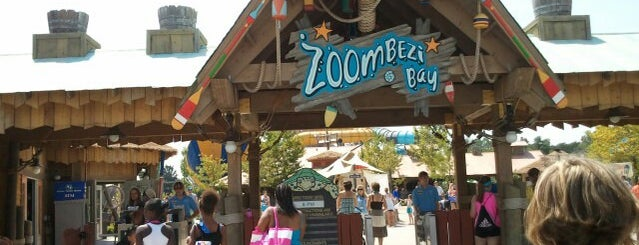 Zoombezi Bay Waterpark is one of The Buckeye Bucket List.