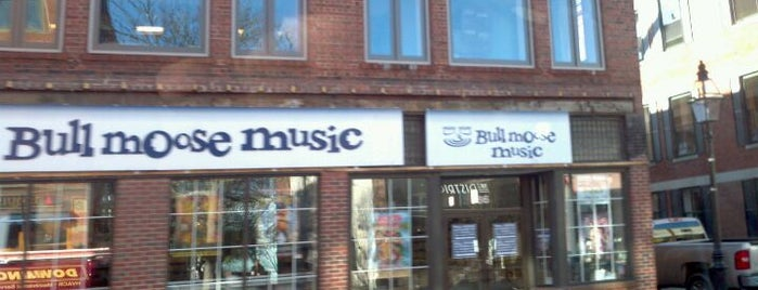 Bull Moose Music is one of Bin Flipping: Record Shops #vinyl.