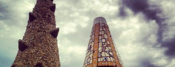 Palau Güell is one of Museus i monuments de Barcelona (gratis, o quasi).