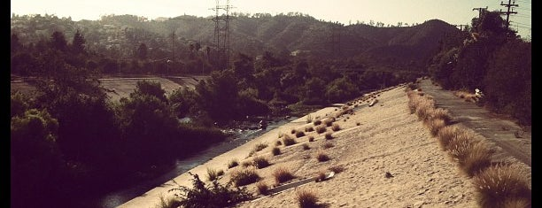 LA River Bike Path is one of Exploring.