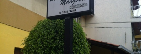 Churrascaria Bom Manggiare is one of Restaurantes PoA.