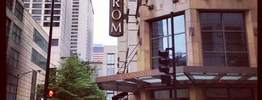Nordstrom Michigan Avenue is one of Two days in Chicago, IL.
