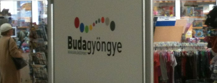 Budagyöngye is one of Expat hangouts in Budapest.