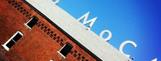 MASS MoCA is one of All TIP.