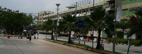 Kompleks PKNS Shah Alam is one of Shopping Mall..