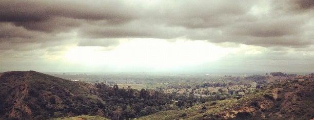 Santiago Oaks Regional Park is one of Hiking Trails in Orange County.