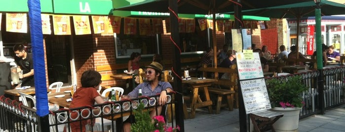 La Frontera Cantina is one of Must-visit food in DC.
