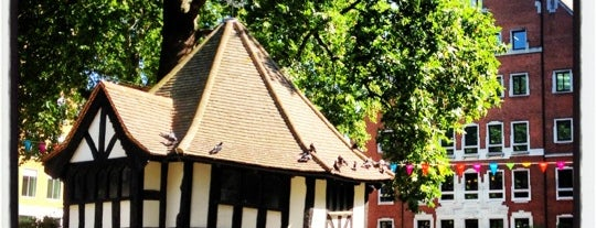 Soho Square is one of Must-visit Great Outdoors in London.
