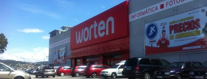 Worten is one of Mis favoritos de Vigo.